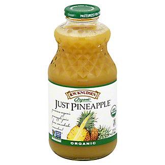 R.W. Knudsen Family Organic Pineapple Juice,32 oz
