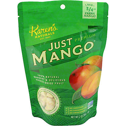Just Tomatoes, Etc.! Just Mango,2.5 OZ
