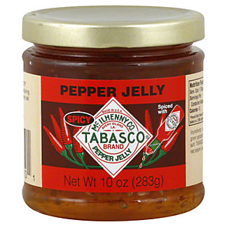 Tabasco Spicy Pepper Jelly,10 OZ