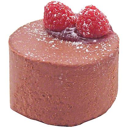 Central Market Mini Chocolate Raspberry Truffle Cake,4 OZ