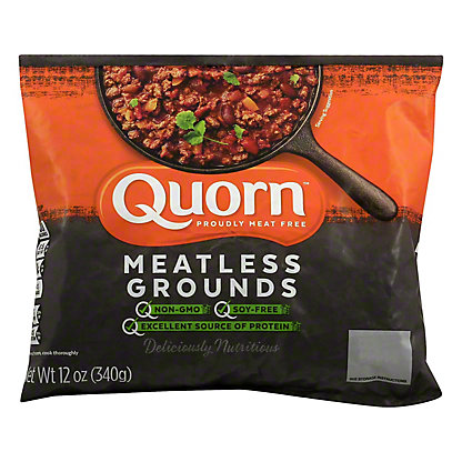 Quorn Meatless and Soy-Free Grounds,12 oz