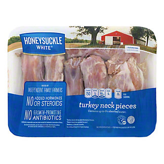 Sanderson Farms Turkey Necks