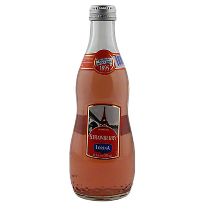 Lorina Strawberry Lemonade, 11.1 oz