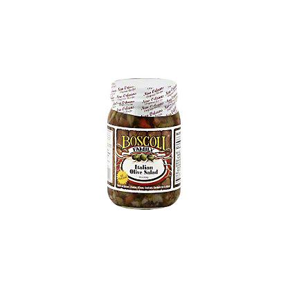 Boscoli Family Italian Olive Salad, 16 oz