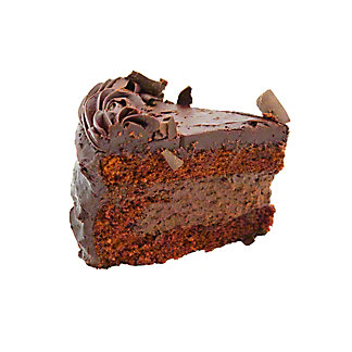Central Market Anthony's Chocolate Mouse Cake Slice,7 OZ