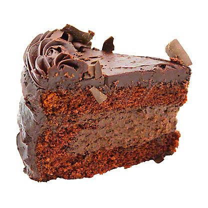 Central Market Anthony's Chocolate Mouse Cake Slice,7 OZ