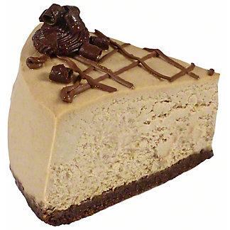 Central Market Chocolate Cheesecake Slice, 6 oz