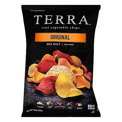Terra Original Exotic Vegetable Chips, 6.8 OZ