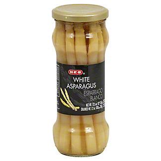H-E-B White Asparagus,12.5 OZ
