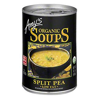 Amy's Organic Low Fat Split Pea Soup,14.1 OZ