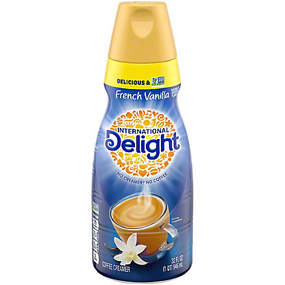 International Delight International Delight Gourmet French Vanilla Coffee Creamer,32 oz