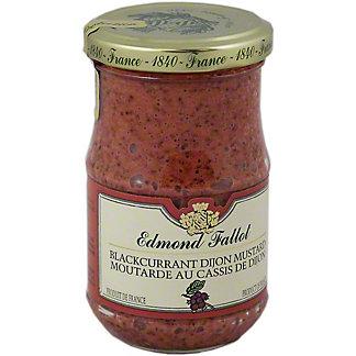 EDMOND FALLOT Cassis De Dijon Mustard, 7.2 OZ