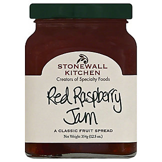 Stonewall Kitchen Red Raspberry Jam,12.5 OZ