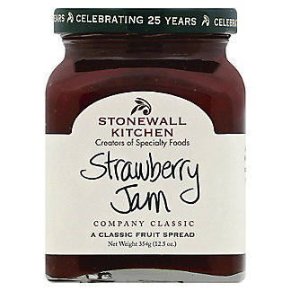 Stonewall Kitchen Strawberry Jam, 13 oz
