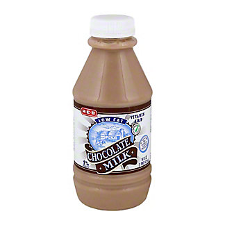 H-E-B Low Fat Chocolate 1% Milkfat Milk,1 PT