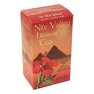 Nile Valley Hibiscus Tea,24 CT