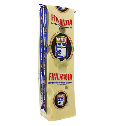 Finlandia Imported Swiss Cheese,pound