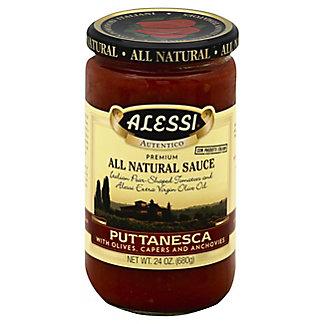 Alessi Puttanesca Chunky Pasta Sauce,24 OZ
