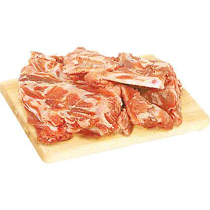 Previously Frozen Pork Neckbones