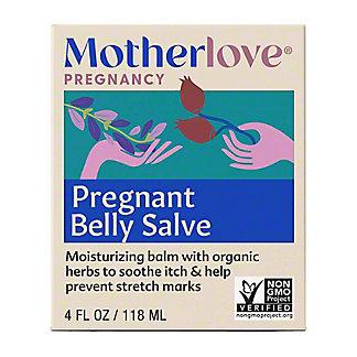 Motherlove Salve Pregnant Belly, 4 OZ