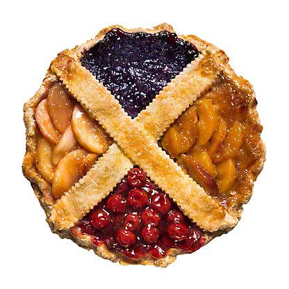 Central Market Four Seasons Pie, Serves 8-10