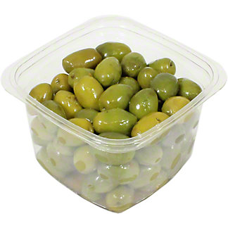 Fresh Mantequilla De Murcia Olives, Sold by the pound