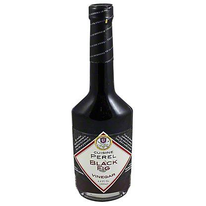 Cuisine Perel Black Fig Vinegar, 6.50 oz