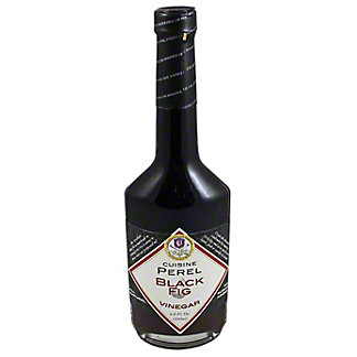 Cuisine Perel Black Fig Vinegar, 6.50 oz