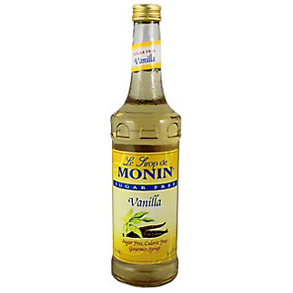 Monin Vanilla Sugar Free, 25.4 oz