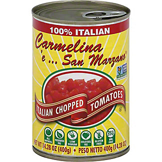 Carmelina Italian Chopped Tomatoes,14.28 OZ