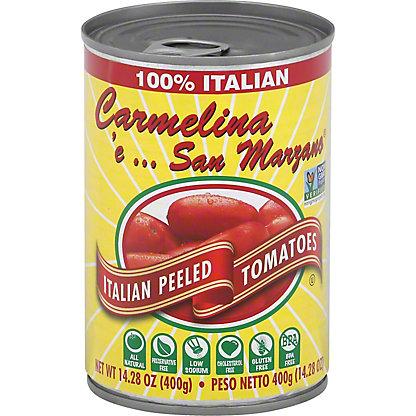 Carmelina 'e San Marzano Italian Peel Tomatoes,14.28Z