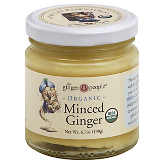 The Ginger People Organic Minced Ginger,6.70 oz