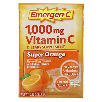 Emergen C Orange Single, 0.32 oz