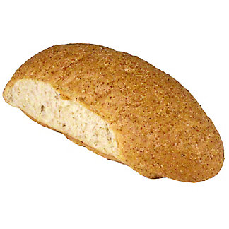 Wheat Hot Dog Bun, ea
