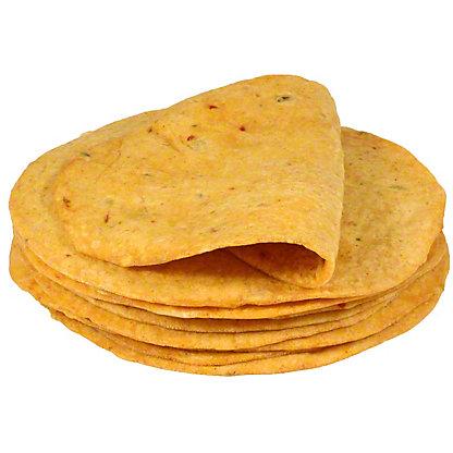 Central Market Southwestern Flour Tortillas 10 Count, 10 CNT