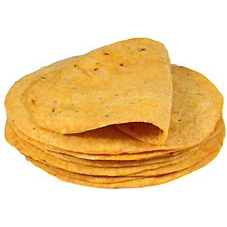 Central Market Southwestern Flour Tortillas 10 Count, 10 CNT