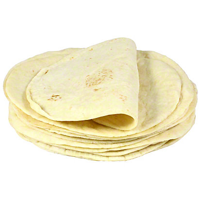 Central Market Butter Tortillas 10 count, 10 CNT
