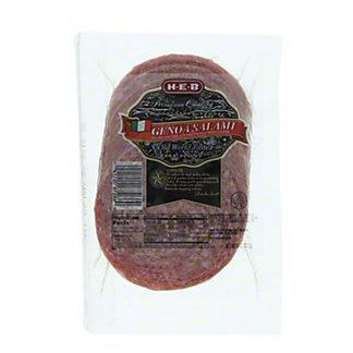 H-E-B Genoa Salami Slices,8 OZ