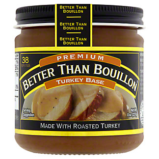 Better Than Bouillon Turkey Base, Superior Touch,8 oz