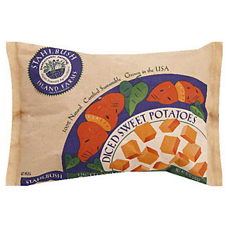 Stahlbush Island Farms Diced  Sweet Potatoes,10 OZ.