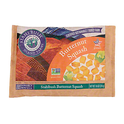Stahlbush Island Farms Diced Butternut Squash,10 OZ.