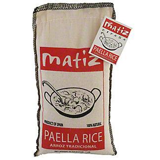 Matiz Valenciano Paella Rice,2.2 LB