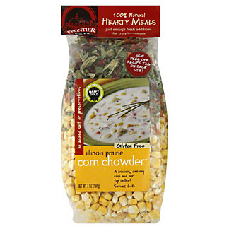 Frontier Soups Hearty Meals IIlinois Prairie Corn Chowder Mix,7OZ
