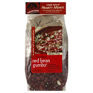 Frontier Soups Hearty Meals Louisiana Red Bean Gumbo,15 OZ