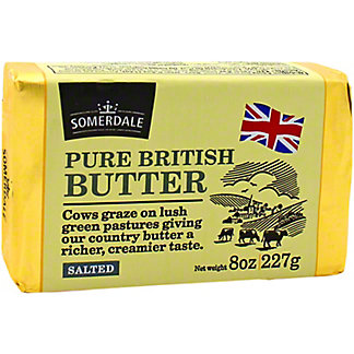 Somerdale English Butter, 8 oz