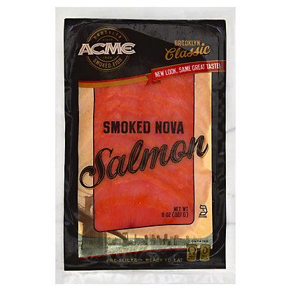 Acme Smoked Nova Salmon,8 OZ