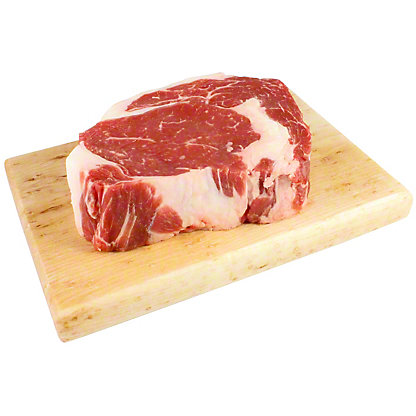 All Natural Boneless Rib Eye Steak,LB