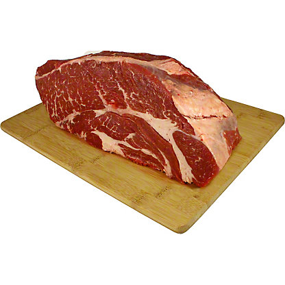 Choice Boneless All Natural Chuck Roast