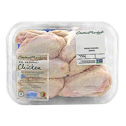 Central Market Grade A Chicken Wings