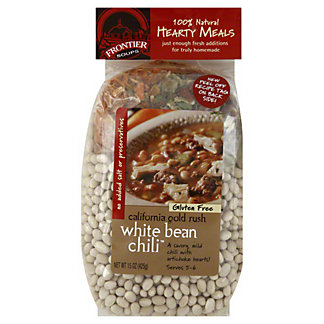 Frontier Soups Hearty Meals White Bean Soup,15OZ